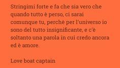 Love boat captain - Pearl Jam