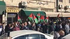Fresh protests over Trump Jerusalem move  ||  Palestinians angry at Donald Trump's recognition of Jerusalem as Israel's capital again protest. http://www.bbc.co.uk/news/world-middle-east-42294409?utm_campaign=crowdfire&utm_content=crowdfire&utm_medium=social&utm_source=pinterest
