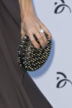 Kate Hudson - Novak Djokovic Foundation London Gala Dinner | Kate Hudson's Christian Louboutin 'Mina' clutch