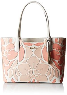 #smil #design #Calvin Klein saffiano-novelty tote