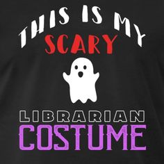 This Is My Scary Librarian Costume - Men's Premium T-Shirt Librarian Costume, Usa Holidays, Halloween 2018, Trick Or Treat, Scary, Fancy, Costumes, Celebrities, T Shirt