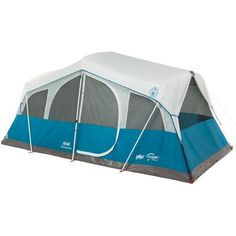Coleman Echo Lake 8 Person Fast Pitch Cabin with Cabinet