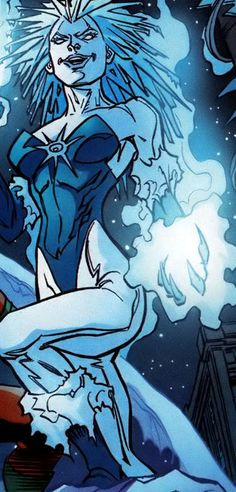 """Back in August I posted the first """"Rogues Gallery"""" entry on Killer Frost. Today we'll be presenting several Killer Frost images. Comic Book Characters, Comic Character, Comic Books, Dc Batgirl, Love Is Comic, Killer Frost, Dc Comics Art, Comic Artist, Rogues"""