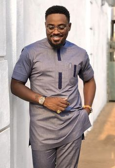 Latest African Men Fashion, Latest African Wear For Men, African Shirts For Men, African Dresses Men, Nigerian Men Fashion, African Attire For Men, African Clothing For Men, Ankara Fashion, Africa Fashion