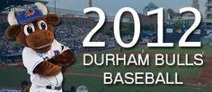 Durham Bulls Baseball!  Let's go Bulls!