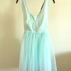 Love Culture Aqua Dress with tags! Never worn!! Beautiful dress! Has all its tags  Mustard Seed Design. Love Culture Dresses Mini