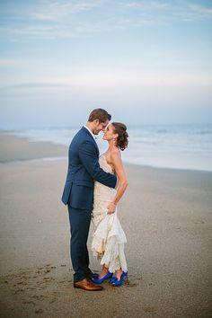 Charleston, SC Beach Wedding | Wild Dunes Resort | Photo from Mark and Tracey collection by Sam Stroud Photo #wilddunesweddings