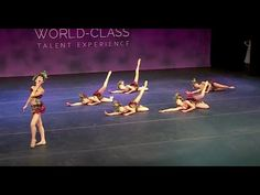 Dance Moms FULL GROUP DANCE 'Together We Stand' | Season 5 Episode 14 - YouTube