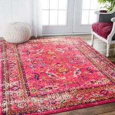 Distressed Vintage Rug Home Goods For Less