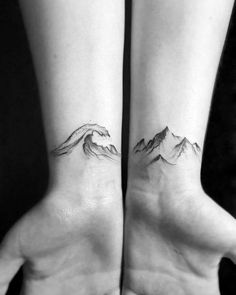 Small Meaningful Tattoos For Women - - tattoos for women small - Tattoo Skull Tatto, Neck Tatto, Meaningful Tattoos For Women, Tattoos For Women Small, Subtle Tattoos, Trendy Tattoos, Foot Tattoos, Sleeve Tattoos, Ocean Tattoos