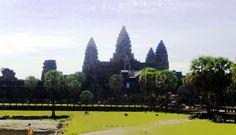 Angkor Wat #SiemReap #Camboya #Cambodia #Asia #temple