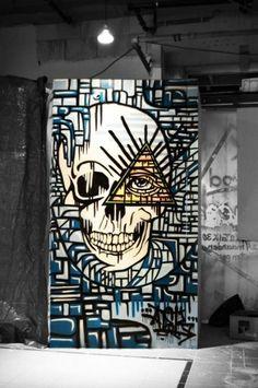 Graffiti Interview with Atek 84