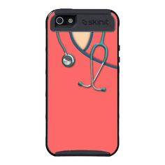 Custom Color Medical Scrubs Cases For iPhone 5…for ya know when i get in nursing school :) :)