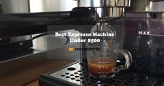 We have few of the best espresso machines under 500 to cater your daily espresso needs. Gaggia Brera, Cappuccino Maker, Best Espresso Machine, Yogurt Maker, Espresso Shot, Small Cafe, Coffee Photography, Coffee Art, Coffee Beans