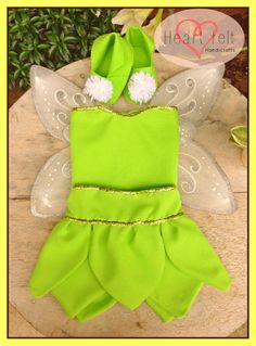 DIY Tinker Bell jingle shoes for toddlers for less than 10