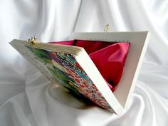 Book Clutch Purse  The Wizard of Oz by Bookarelli on Etsy, £56.50