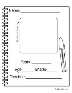 End of the Year Memory Book - cute and will keep the kids engaged for a long time during the last few days!