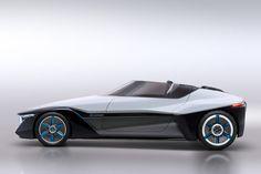 Image of Nissan BladeGlider Concept
