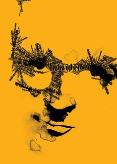 poster by Mehdi Saeedi