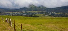Waimea, Big Island- Paniolo Country on Kohala Coast  . . . in the 60's year round