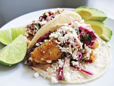 How to make Baja-style fish tacos (photo via The Yuca Diaries)