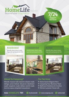 free real estate flyer psd template 7861 designyep free flyers