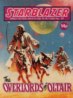 Starblazer, Space Future Adventure in Pictures 039