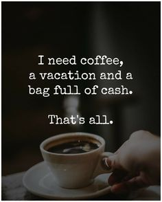 Coffee Quotes Funny, Coffee Meme, Coffee Art, Funny Quotes, I Love Coffee, Coffee Break, My Coffee, Good Morning Coffee Cup, Barista