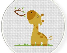 Fancy Dachshunds PDF Cross Stitch Pattern Needlecraft - Instant Download…