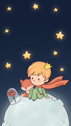 wallpaper Wallpaper O pequeno Principe wallpaper Wallpaper The little Prince Tumblr Wallpaper, Android Wallpaper Quotes, Photo Wallpaper, Wallpaper Backgrounds, Wallpaper Art, Galaxy Wallpaper, Cartoon Cartoon, Iphone Cartoon, Cute Disney Wallpaper