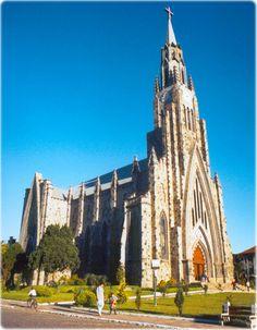 Igreja de Pedra - Canela/RS