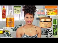 How To | Easy Hair Regimen/Routine FOR ALL HAIR TYPES Relaxed and Natural Hair [Video] - Black Hair Information Community