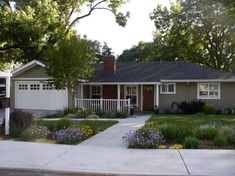 paint colors for ranch house exterior - Google Search