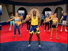 A Tae Bo Workout On Pinterest Tae Bo Boot Camp And Cardio