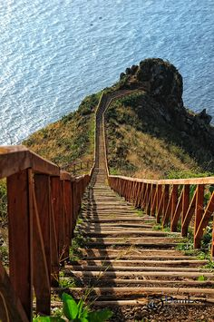 1 month in lovely Portugal. Ponta do Garajau, Madeira, Portugal Places Around The World, Oh The Places You'll Go, Travel Around The World, Places To Travel, Travel Destinations, Places To Visit, Around The Worlds, Spain And Portugal, Portugal Travel