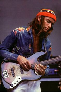Jaco Pastorius... Backing Weather Report, Joni Mitchell and others