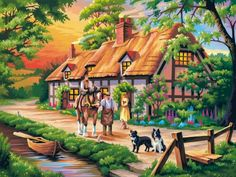 Country Life (88 pieces)