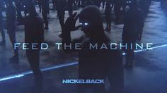 Nickelback: Feed The Machine (2017) - Music Video | Hell In Space