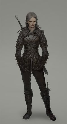 ArtStation - Andrea, Lee Do Kyung