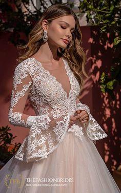 Supernova Luxury 2021 Spring Bridal Collection – The FashionBrides Fairy Wedding Dress, Buy Wedding Dress, Custom Wedding Dress, Wedding Dress Sleeves, Long Sleeve Wedding, Queen Wedding Dress, Mermaid Wedding, Gold Bridesmaid Dresses, Bridal Dresses