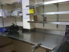 Stainless steel shelving from IKEA | Stainless steel shelving ...