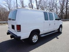 -Ford Econoline cargo van- yr 2012- model E-250-Ford 4.6L engine V-8- the lender has (3) of these vans for sale. they are factory repossesions. They are all white in color and have less than 500 miles on the van. The lender will provide title. Location- Phoenix, AZ