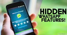 Top 10 Tweaks to make your WhatsApp experience better!