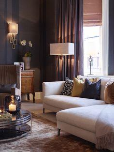 Krista Hartmann Interiors, Oslo Norway | living room