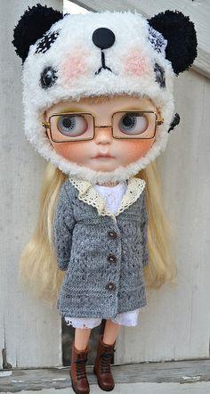 So cute... Blythe Doll
