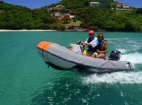 When your cruise ship arrives in Grenada, spend some time on the water on this self-drive boat tour from St George's! On this 2.5-hour guided tour, be the captain of your very own dinghy as you cruise along the gorgeous Caribbean coast. Snorkel in the pristine waters of a secluded bay and admire colorful marine life. www.partner.viator.com/en/11907/tours/Grenada/Grenada-Shore-Excursion-Self-Drive-Boat-and-Snorkel-Tour/d967-5428PRTGNDSEA