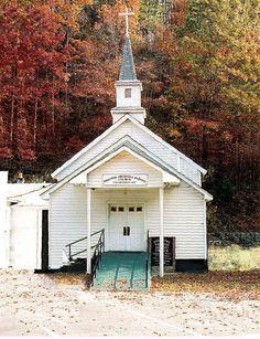 Philippi primitive Baptist Church, Rockwood, Tennessee