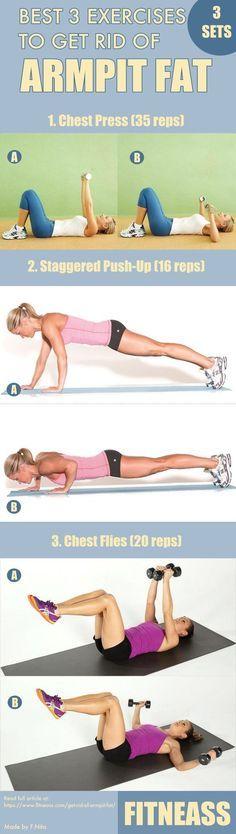 1000+ ideas about Armpit Fat Exercises on Pinterest ...