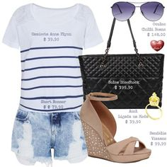 Copie o look - Get the look (Jennifer Aniston)