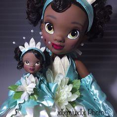 オーダーありがとうございました#animatorscollection#disney#babydolls#animatorsdolls#disneyprincess#repaintdolls#xllx_miu_xllx#pinturasdeboneca#bonecas#repainting#oder#アニメータードール#rapunzel#cinderella #custom